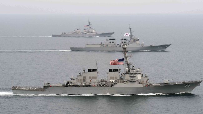 US-warships